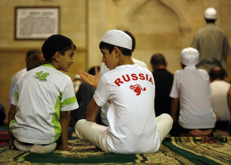 Moscow Muslim